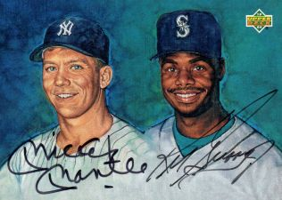 Top 10 Mickey Mantle Baseball Cards 5