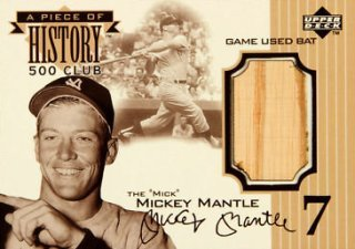 Top 10 Mickey Mantle Baseball Cards 6