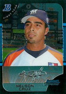 Nelson Cruz Rookie Cards Checklist and Guide 2
