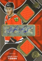 Jonathan Toews Cards, Rookie Cards Checklist, Autographed Memorabilia Guide