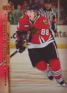 Patrick Kane Hockey Cards: Rookie Cards Checklist and Memorabilia Buying Guide 26