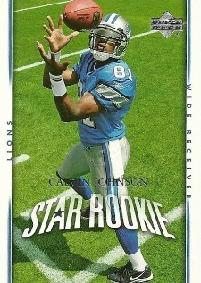 Calvin Johnson Football Cards: Rookie Cards Checklist and Buying Guide 25