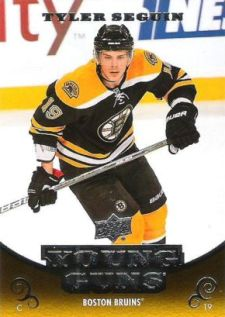Tyler Seguin Cards, Rookie Cards and Autographed Memorabilia Guide 22
