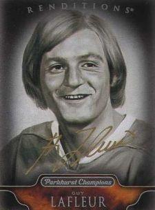 2011-12 Parkhurst Champions Hockey Autograph Short Prints 4