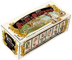 Topps Launches 2011 Allen & Ginter Baseball Glossy Set 1