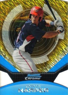 The Bryce Harper Visual Guide to 2011 Bowman Chrome Baseball 26