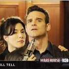 2011 Rittenhouse Archives Warehouse 13: Season Two Trading Cards