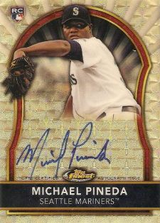 Hottest 2011 Topps Finest Baseball Rookie Autographs 1