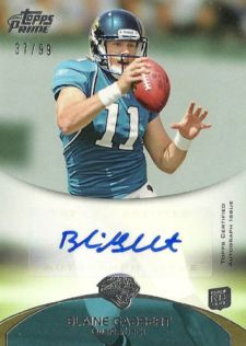 10 Hottest 2011 Topps Prime Football Rookie Autograph Variations 4