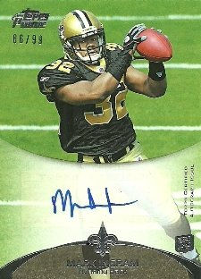10 Hottest 2011 Topps Prime Football Rookie Autograph Variations 2