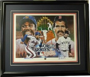 Mookie's Masterpiece: New Art Highlights 1986 World Series 1