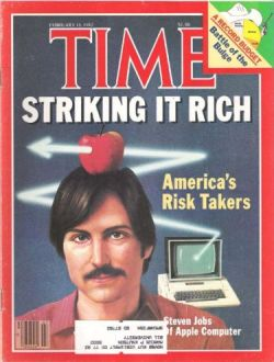 Big Apple: Steve Jobs Autographs, Trading Cards and Collectibles 3