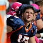Tim Tebow Loses His First Pair of NFL Pants