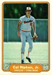 Cal Ripken Jr. Rookie Cards and Autograph Memorabilia Buying Guide 2