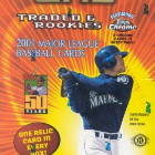 2001 Topps Traded and Rookies Baseball