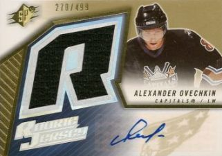 Alexander Ovechkin Card and Memorabilia Buying Guide 3