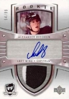 Alexander Ovechkin Card and Memorabilia Buying Guide
