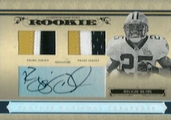 Reggie Bush Rookie Cards and Autograph Memorabilia Guide 2