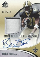 Reggie Bush Rookie Cards and Autograph Memorabilia Guide