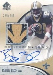Reggie Bush Rookie Cards and Autograph Memorabilia Guide 23