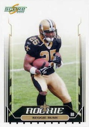 Reggie Bush Rookie Cards and Autograph Memorabilia Guide 25