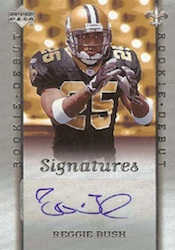 Reggie Bush Rookie Cards and Autograph Memorabilia Guide 3
