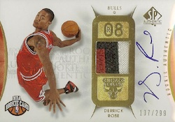 Derrick Rose Rookies Cards Guide Checklist 2