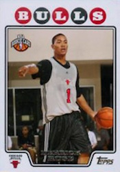 Derrick Rose Rookies Cards Guide Checklist 21