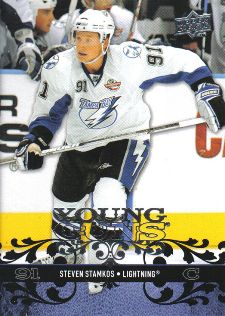 Top 10 Upper Deck Hockey Young Guns Rookie Cards 7