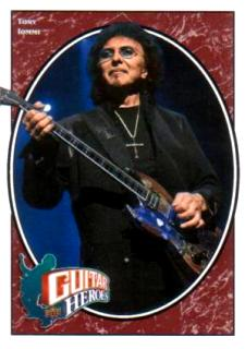 Black Sabbath Reunion Puts Spotlight on Old Card Sets 9