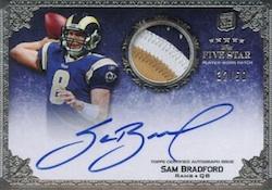Sam Bradford Football Cards and Autographed Memorabilia Guide 2