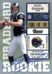 Sam Bradford Football Cards and Autographed Memorabilia Guide 23