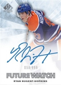 2011-12 SP Authentic Hockey Cards 4