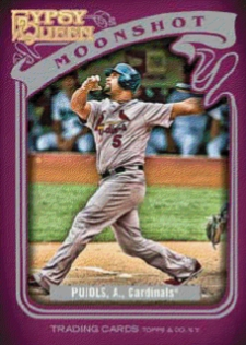 2012 Topps Gypsy Queen Baseball Cards 7
