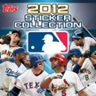 2012 Topps MLB Sticker Collection