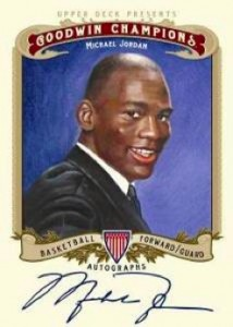 2012 Upper Deck Goodwin Champions Trading Cards 5