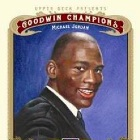 2012 Upper Deck Goodwin Champions Trading Cards
