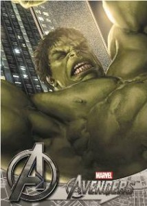 2012 Upper Deck Avengers Assemble Trading Cards 1