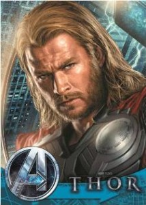 2012 Upper Deck Avengers Assemble Trading Cards 2