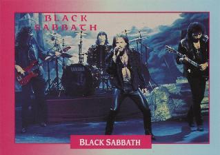 Black Sabbath Reunion Puts Spotlight on Old Card Sets 6