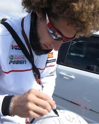 Marco Simoncelli MotoGP Memorabilia Guide 1