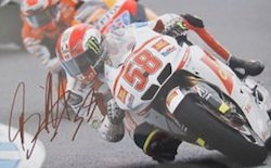Marco Simoncelli MotoGP Memorabilia Guide 14