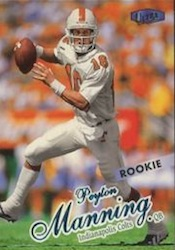 Peyton Manning Cards, Rookie Cards and Memorabilia Buying Guide 22