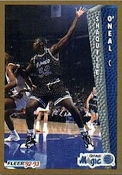 Shaquille O'Neal Cards, Rookie Cards and Autographed Memorabilia Guide 1