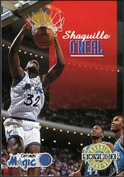 Shaquille O'Neal Cards, Rookie Cards and Autographed Memorabilia Guide 3