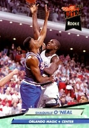Shaquille O'Neal Cards, Rookie Cards and Autographed Memorabilia Guide 6