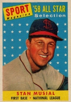 Stan Musial Cards, Rookie Cards and Autographed Memorabilia Guide