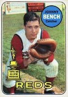 Johnny Bench Card and Memorabilia Guide