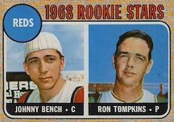 Johnny Bench Card and Memorabilia Guide 1