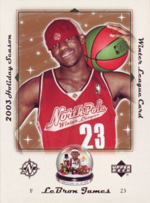 Top Christmas Cards for Sports Card Collectors 14